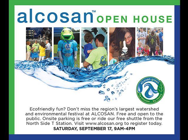 ALCOSAN Open House Event