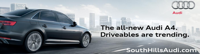 South Hills Audi Digital Ad Marbury Group - South hills audi