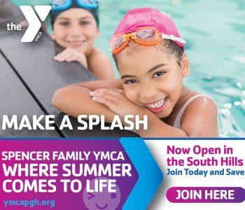 Spencer Family YMCA Digital Ad