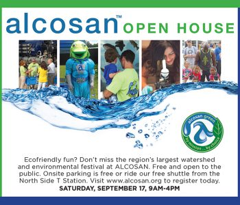 Alcosan Open House Event