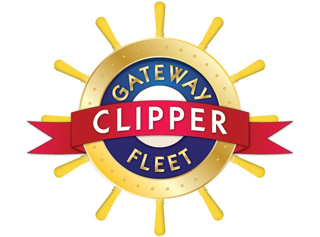 Gateway Clipper Wheel Logo